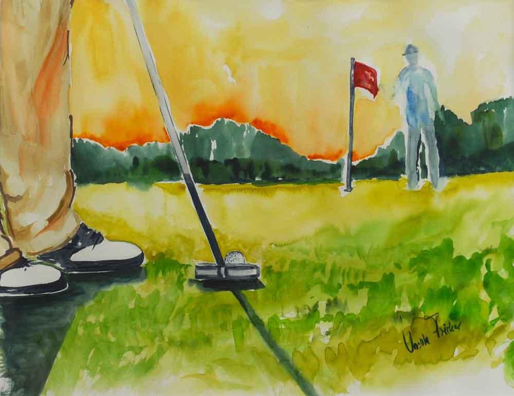 golf-putten