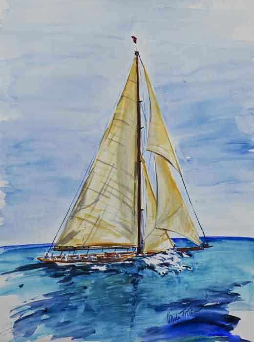 segelboot_gold